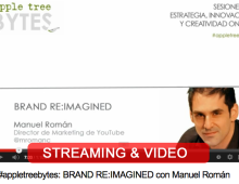 Streaming y video entrevista #appletreebytes Abril 2014