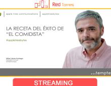 Streaming #appletreebytes con El Comidista
