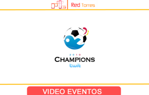 Video Evento Champions Twit 2010 Madrid | RedTorres |