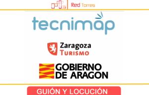 Guion y Locución de Videos Turísticos Zaragoza en Tecnimap 2010 | RedTorres |