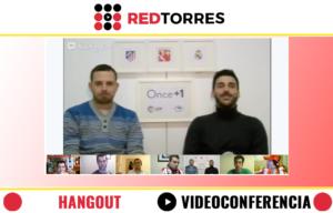 Productora Videoconferencia con Hangout derbi madrileño REDTORRES