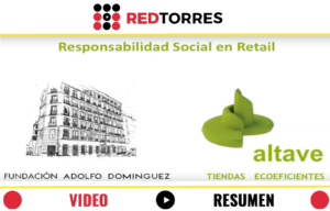 Video Resumen Evento para ALTAVE y Fundación Adolfo Domínguez | REDTORRES