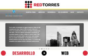 Instalación CMS y consultoria desarrollo web para ADVICE STRATEGIC CONSULTANTS | REDTORRES