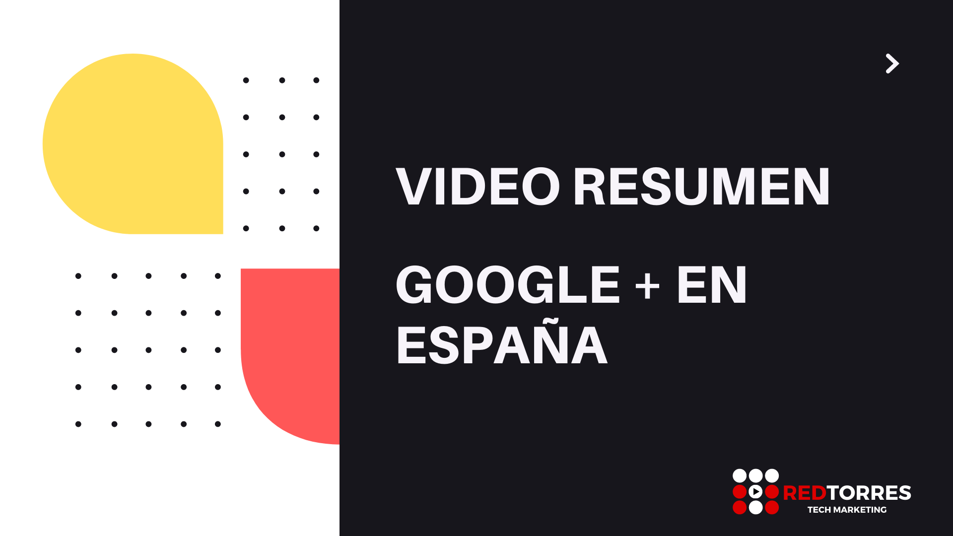 Video Resumen Google en España