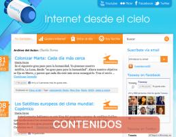 Internet desde el cielo