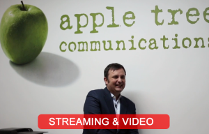 Streaming #appletreebytes para agencia Apple Tree Comms | Red Torres