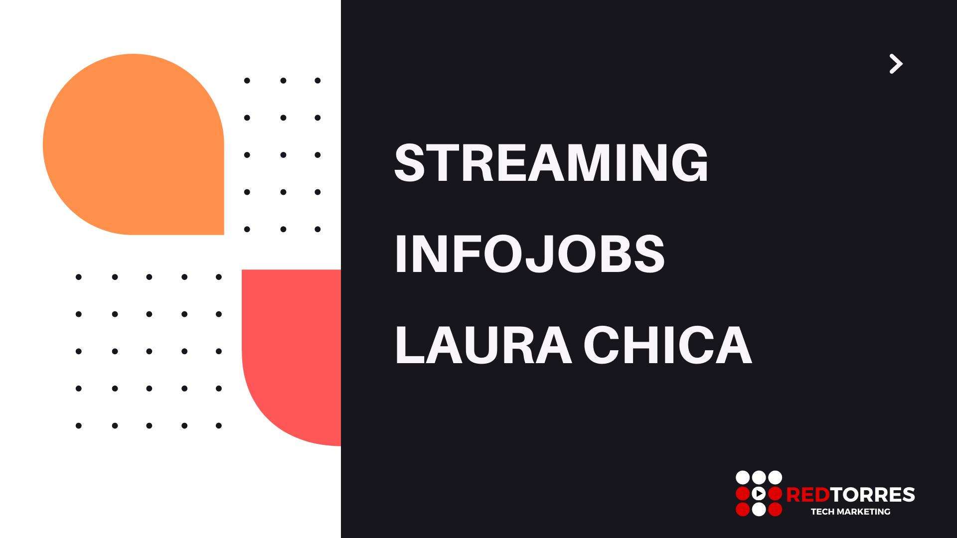 Streaming Infojobs Freelance | REDTORRES