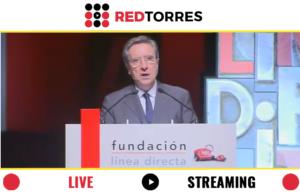 Streaming Gala XI Premio Periodístico Fundación Línea Directa | REDTORRES