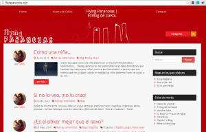 Rediseño Blog en Wordpress a responsive | Red Torres