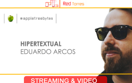 Streaming #appletreebytes con Eduardo Arcos