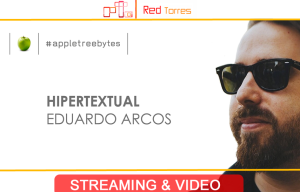 Streaming con Eduardo Arcos para Apple Tree | Red Torres