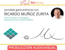 Ricardo Muñoz Zurita visita el restaurante Punto MX