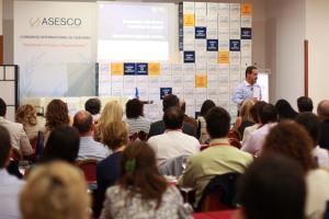 Ponente con publico Congreso ASESCO | Red Torres