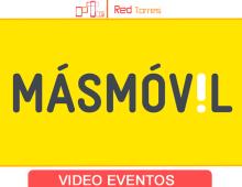 Video evento MÁSMÓVIL! para su nueva imagen corporativa