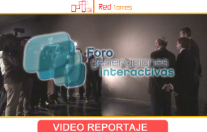 Video Reportaje presentacion informe Menores y Redes Sociales | Red Torres