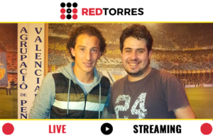 Andres Guardado | Videoconferencia via Hangout y Streaming con YouTube | REDTORRES